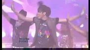 Tae Goon - Super Star [sbs Inkigayo 090621]