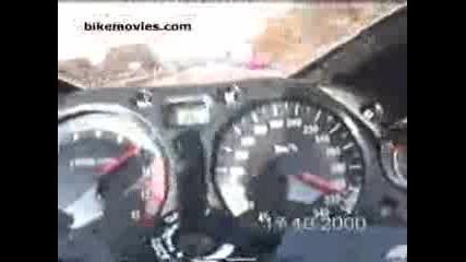 Hayabusa 320kmh