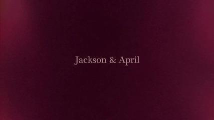 Jackson & April |