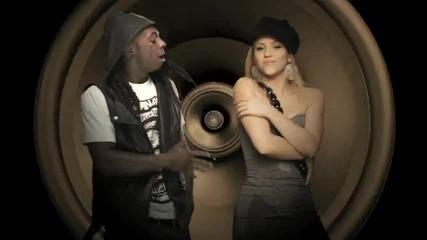 video na Shakira - Shakira (feat. Lil Wayne) - Give It Up To Me