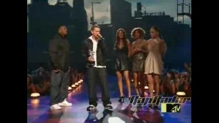 Eminem's Best Hip - Hop Video Acceptance Speech