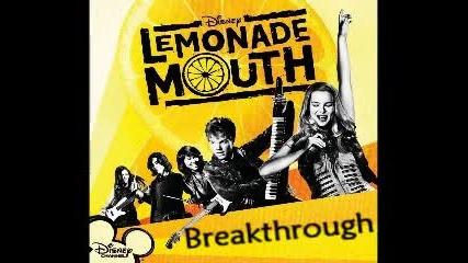 + Превод^^ Lemonade Mouth - Breakthrough