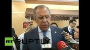 Russia: Lavrov criticises MH17 co-investigators for lack of transparency