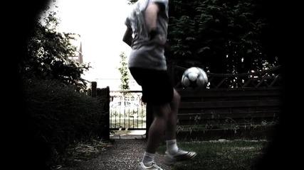 Freestyle fotbol