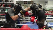 Gennady G G G Golovkin Training in Big Bear - Oct 2014