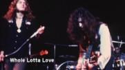 Led Zeppelin - Whole Lotta Love (Live Video) (Оfficial video)