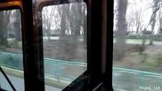 Чавдар 120: Пътуване с А 2341 Вр по линия 8 в Бургас /спомени от миналото/
