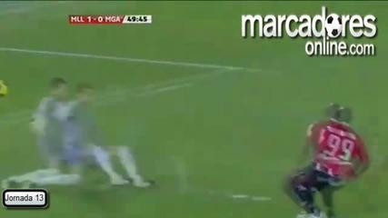 Mallorca vs Malaga 2 - 0