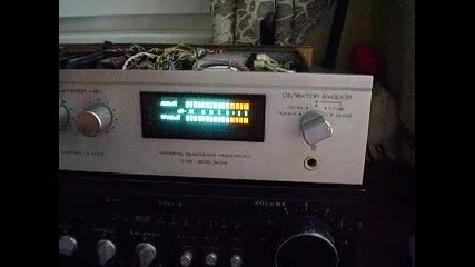 Radiotehnika У-7101 стерео hi-fi + vic 1250 P
