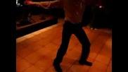 Greek Zeimpekiko Dance