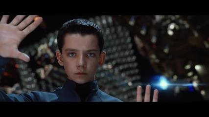 Ender's Game • Играта на Ендър (2o13) Trailer