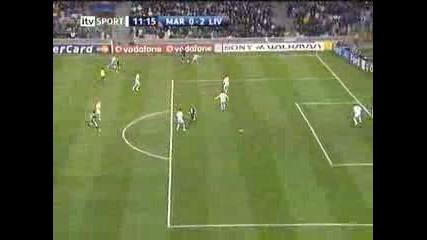 OM - Liverpool 0 - 4 (Torres)