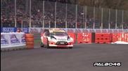 Robert Kubica Ford Fiesta Wrc - 2014 Monza Rally Show [hd]