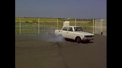 Палене на гуми