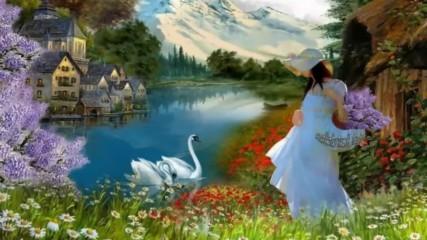 Моменти на блаженство през пролетта! ... (painting)