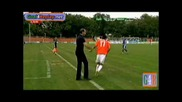 Litex Lovech - Montana 3 - 0 Goal na Georgi Milanov