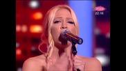 Milica Todorovic - Zbog tebe - (LIVE) - Grand Festival - (TV Pink 2012)