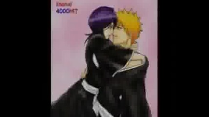 Bleach - Ichiruki - Shut Up And Let Me Go.wmv