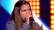 15-годишната Мария Гогушева пее прекрасно - The X Factor Bulgaria 2014