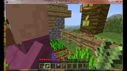 Minecraft Survival Епизод:(9) Скука