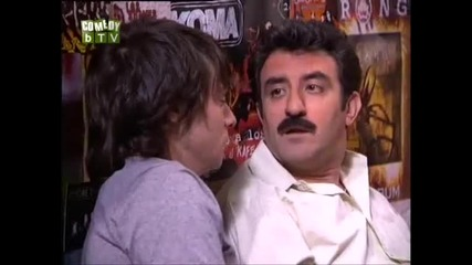 mis adorables vecinos - Разговор между баща и син !