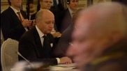 France: John Kerry meets Fabius and others FMs to discuss Syria in Paris