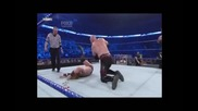 Big Show & Kane vs Justin Gabriel & Heath Slater - Wwe Tag Team Championship, Wwe Smackdown 22.04.11