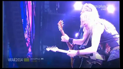 Iron Maiden - Fear of the Dark live at Rock am Ring 2014