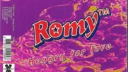 Romy - Hungry For Love ( X-tended Club Mix ) ( Eurodance 1994 )