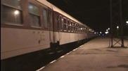 Бв 8627 пристига на Гара Септември