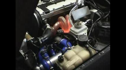 Двигател Загрява