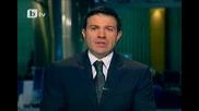 Btv новините - - снежната обстановка и убит полицай