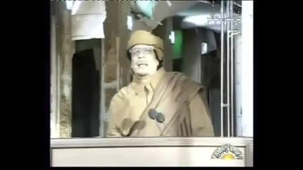 Как убиват Кадафи (кадри от телефон) !!!
