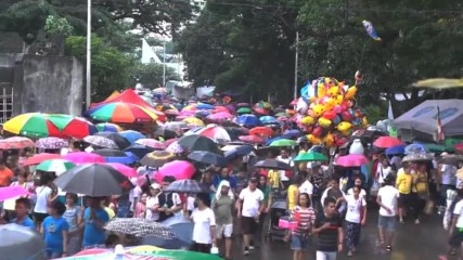 Philippines: Millions honour All Saints Day in Manila