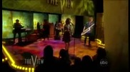Lemonade Mouth - Determinate On The View at Abc