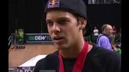 2009 Dew Stop 1 - Ryan Sheckler 1st Place Run
