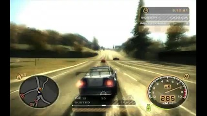 Need For Speed Most Wanted-final Mission