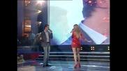 Jelena Kostov i Nikola Nesic - Niko kao ti ( Zvezde Granda 2012 )
