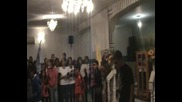 хип - хоп танц в църква синай - лом