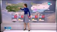 Прогноза за времето (20.03.2015 - сутрешна)