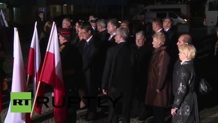 Порошенко сред лидерите на възпоминанието за Втората световна война в Гданск