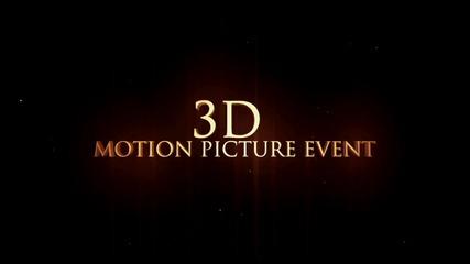 Saw 3d (2010) - Трейлър (високо Качество)