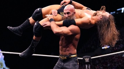 Tommaso Ciampa goes to insane heights in hunt of championship gold: NXT TakeOver: Portland (WWE Network Exclusive)