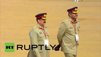 Russia: ARMY 2015 expo kicks-off on the outskirts of Moscow