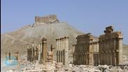 Islamic State Photos Purport to Show Unharmed Palmyra Ruins
