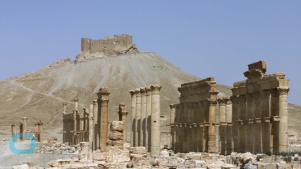 Islamic State Photos Purport to Show Unharmed Palmyra Ruins