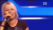 X Factor 2014 - Анелия с rock изпълнение