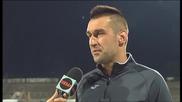 Мартин Камбуров е Играч на мача Локо Пд - Хасково 4:0