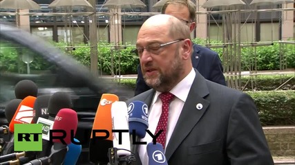 Belgium: Agreement with Greece must be reached today - Schulz