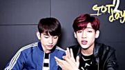 [got2day] #04 Junior + Bambam..бг.превод